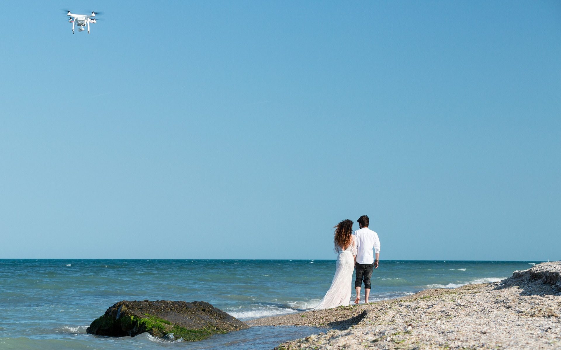 Mariage à Saparella
