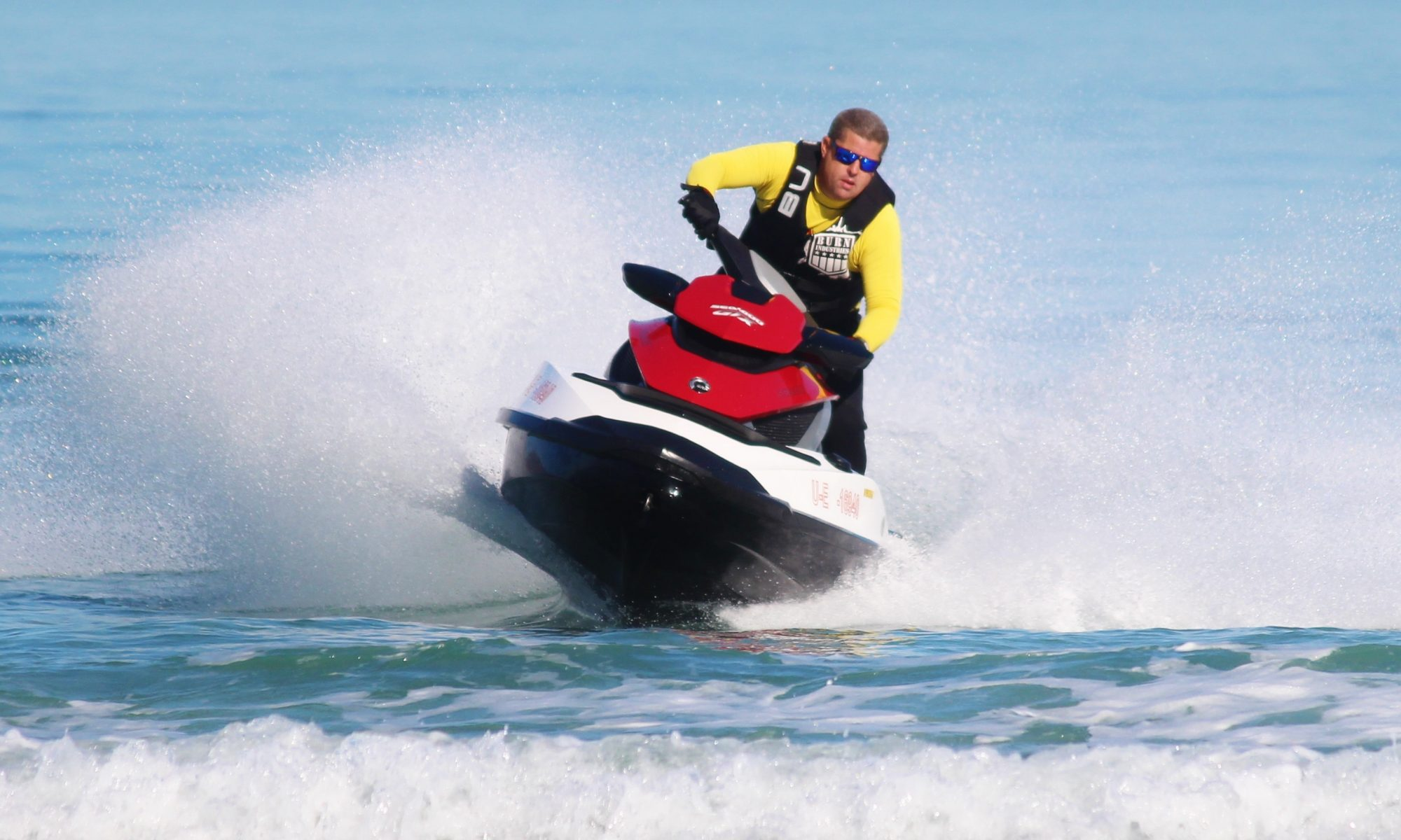 Julien Jet Ski Ajaccio